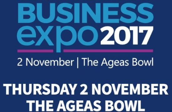 WE ARE EXHIBITING – SOUTHAMPTON BUSINESS EXPO 2017